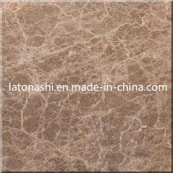 L'Espagne lumière Emperador pierre naturelle pour les carreaux de marbre, comptoir, dalle