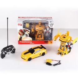 Игрушка для дистанционного управления ПДУ аудиосистемы автомобиля робота преобразования игрушка (H3386157)