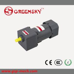 1pH 110V/230V 180W 104mm AC Induction moteur à engrenages