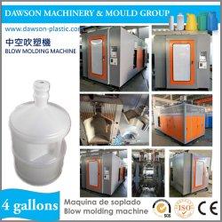 Automatique Machine de moulage par soufflage en plastique pour 4 gallon godets en HDPE