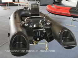 2019 年新モデル 3.6m リジッドインフレテーブルリブボート 360c ラバー ボートハイパロンと CE フィッシングボート