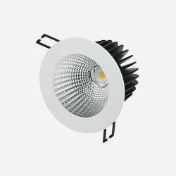 2.5 Beleuchtung-Vorrichtung PFEILER Downlight des Zoll-Unterbrecher-90mm 12W CRI90 PF>0.9 Qualität vertiefter LED für Esszimmer
