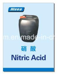 preço de fábrica de ácido nítrico (HNO3 68%) Grade-Qingdao Industrial Hisea Chem