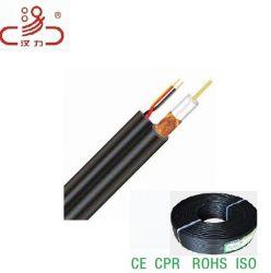 RG6/U+кабель питания/компьютер кабельное / кабель данных/ коаксиального кабеля /кабель кабельного телевидения