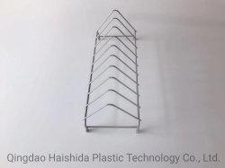Cozinha de aço inoxidável usado revestimento plástico Placa Prato Cavalete Prateleiras