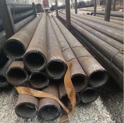 API 5Lx42 X46 X50 reg el tubo de acero ASTM A53 ms de negro de la especificación de tubo costura recta a la tubería de acero