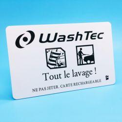 Для записи программируемых 13.56Мгц NTAG216 NFC пластиковые смарт-карт RFID