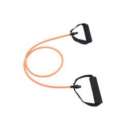 Kundenspezifische Eignung-Trainings-Übungs-Gymnastik-Brust-Expander-Widerstand-Großhandelsschleife versieht elastisches Gefäß mit einem Band