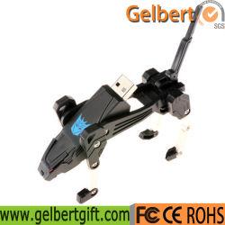 Chien Robot transformateur Shape Memory Stick™ USB 2.0 pour cadeau