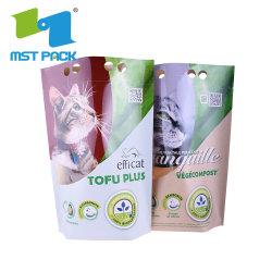 Imprimé personnalisé utilisé de l'élevage de volaille Poissons Deer sacs d'alimentation de la conception pour les animaux