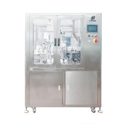 Eric Hot-sell 充填機包装機械プラスチック用シーリングマシン チューブ