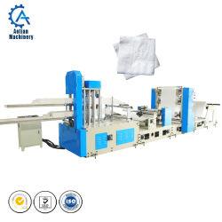 Gewebe-Serviette-faltende Papiermaschine V-Falten
