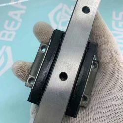 La Chine Hiwin/IKO/SBC/THK Qualité Lwe/Lwes Lwet/rail de guidage linéaire de la série Faites glisser le curseur de bloc de galets à billes des roulements de mouvement pour l'impression Imprimante de la machine