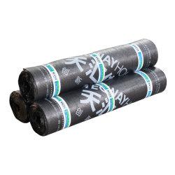 ISO/SGS 방수 물질 3mm/4mm SBS 수정 반추 반추 천공 - 뿌리 내성을 나타냅니다 초록 지붕(APP/TPO/PVC) 구축을 위한 방수 멤브레인
