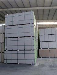 El borde Paperfaced paneles de yeso para la partición