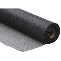 PE コーティングを施した黒色のガラス繊維布