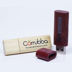 Флэш-накопитель USB из бамбука корпоративные подарки деревянные памяти Memory Stick™ емкостью 64 ГБ