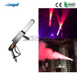 Этапе Disco DJ группа под руководством Jet CO2 пистолет портативное устройство распыления машины противотуманных фар