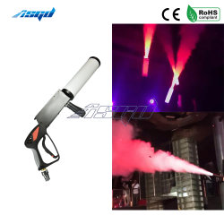 Stadiums-Disco DJ Party LED-Strahl CO2 Gewehr-Handspray-Nebel-Maschine