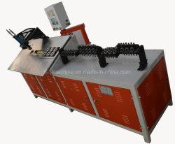ماكينة تقوس شبكي سلكية من الفولاذ تلقائيًا مقاس 3و8 مم ثنائية الأبعاد CNC