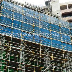 El PP refuerza la cuadrícula de compensación de andamio de protección de seguridad para edificio de construcción