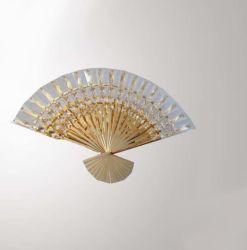 Nouvel hôtel design Secteur décorative en laiton Crystal Wall Lamp