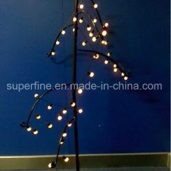 Романтический декор партии Водонепроницаемый светодиодный Pinecone волшебная строка лампа