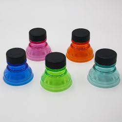 2020 neue Soda-Dosen-Kappen-Soda-Sparer-Knall-Bier-Getränkedosen-Schutzkappen-Kippen-Flaschen-Kappen-Schoner-Wasser-Zufuhr Isolierverschluß auf Cup
