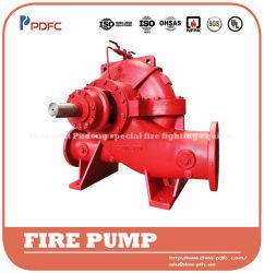 UL оборудование пожаротушения центробежных Split случае пожарные насосы воды, электрических и дизельных версий драйверов