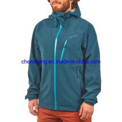 تخصيص أزياء الرجال في الهواء الطلق مقاومة للرياح الركض في الهواء الطلق المشي لمسافات طويلة سترة تزلج معطف