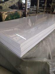 A3サイズの印のボードのための白いABSシート