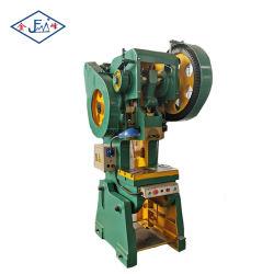 قالب سطح المكتب Stamping J23 H Beam D Cut J23-25 طنًا ماكينة خرم الضغط الهوائية