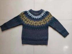 Kinder Pullover 100% Acryl Langarm
