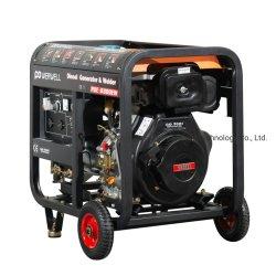 5kVA Diesel van het Type van enige Fase de Open Generator van het Lassen
