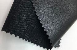 Zacht elastisch synthetisch PU Leder Faux Garmynet Leder voor Garment, kleren Jassen Handschoenen