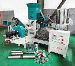 Fabrik-Verkaufs-Bauernhof-Gebrauch-sich hin- und herbewegende Fisch-Zufuhr-Tabletten-Granulierer-Maschine