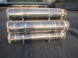 Eléctrodos de grafite com bocais de lubrificação para a produção de aço RP UPH HP