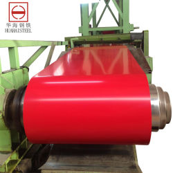 La couleur d'acier galvanisé recouvert de bobines (PPGI/PPGL)