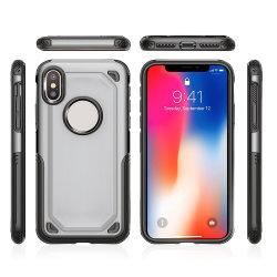 غطاء من المطاط الواقي للكمبيوتر الشخصي لهاتف iPhone 9 السلس، الشعور بالهاتف المحمول علبة الهاتف