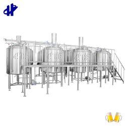 500L 700L 1000L 1500litros 2000L 3000litros 4000L 5000L Electric micro cervecería de embarcaciones comerciales industriales equipo de destilación de cerveza artesanal