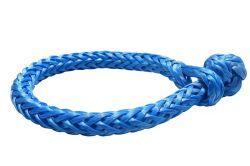 Cinghia Emergency 4X4 Hmpe di rimorchio del kit di strumento della corda molle dell'anello di trazione