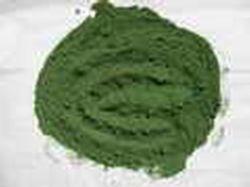 L'oxyde vert de chrome