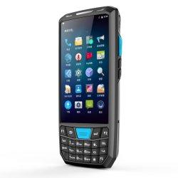 PDA لاسلكي محمول ليزر رمز QR Android محمول باليد 1d ماسح الرمز الشريطي