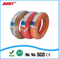 UL3122 Malla de fibra de vidrio de aislamiento de silicona resistencia calentadora Agrp latiguillo