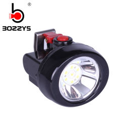 2200mAh 1W LED Safety Mining Miner Cap Lamp ( KL2.5LM ( A ))