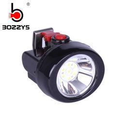 2200mAh LED 1 W L'exploitation minière de la sécurité Miner Pac lampe (KL2.5LM(A))