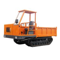 Einfaches Geschäft des Gleisketten-Typen Gruben-Kipper, 4 Tonnen Kipper gewinnend