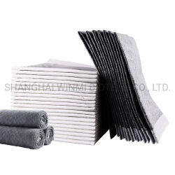 50pcs por paquete terapia biodegradables almohadillas de tela