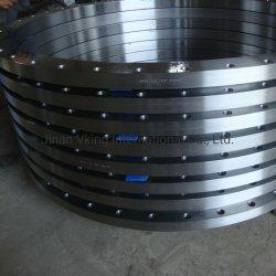 OEM ANSI B16.5の炭素鋼のステンレス鋼は管のフランジのリングを造った