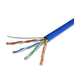 고품질 FTP Cat5e 통행 테스트 통신 네트워크 케이블